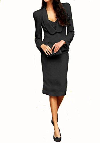 APART Kostüm Schwarz Größe 32
