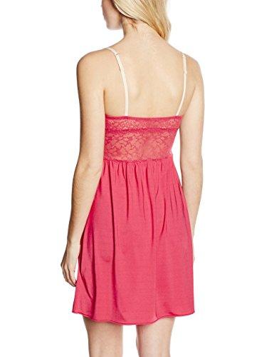 BeeDees Damen Negligee BeeHot IA 11150 Dress , Gr. 36, Rot (CHILLI HEART 6B)