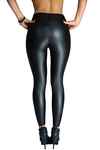 Berry® Sexy London Look Leggings Hüfthoch 3XL / 46