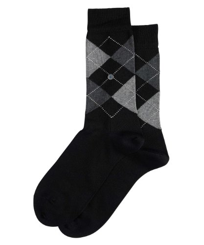Burlington Damen Socken 22188 Covent Garden SO, Gr. 36-41, Schwarz (black 3000)