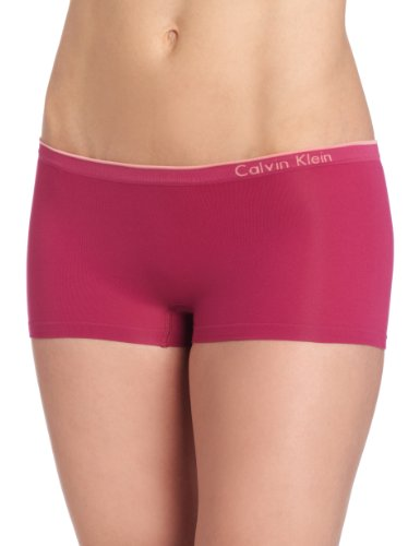 Calvin Klein Damen Hipster Panty Seamless Gr. L,  - Caravan