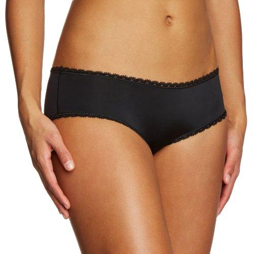 Calvin Klein Damen Slip F2912E, Schwarz - Noir (Black),  38 (Herstellergröße : M)