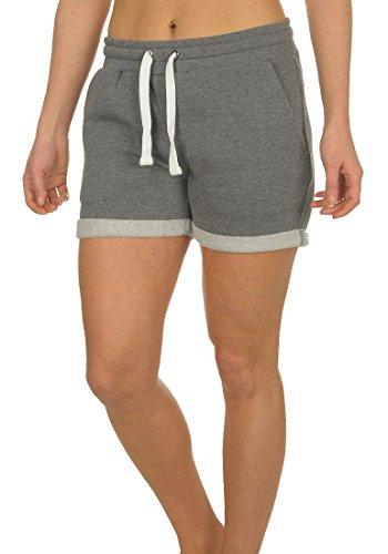 DESIRES Derby Sweatshorts, Größe:M;Farbe:Grey Melange (8236)