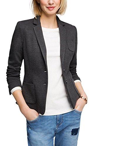 esprit damen sakko mel jersey opt gr 38 herstellergr e size 12 manufacturer size 38. Black Bedroom Furniture Sets. Home Design Ideas