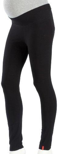 ESPRIT Maternity Legging M84100 Damen Leggins, Gr. 36 ()Schwarz (black 001)