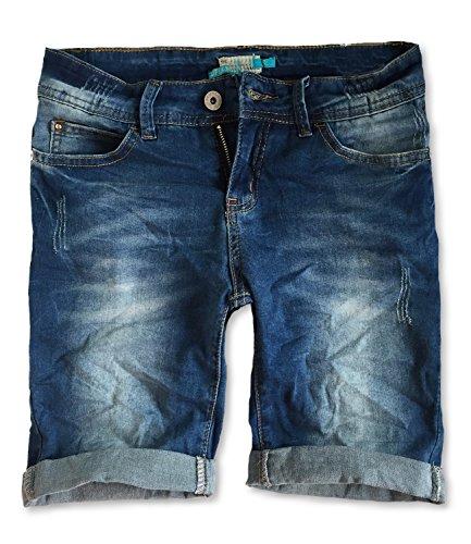 Eight2Nine Damen Jeansshort Short Jeans Bermuda 5 Pocket by FRM M