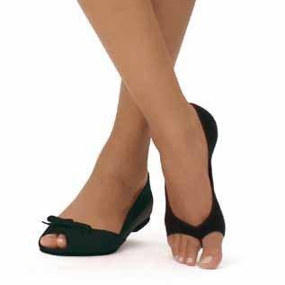 Esprit Damen Sneaker Basic Peep Toe Invisible, ;Farbe:schwarz (3000)