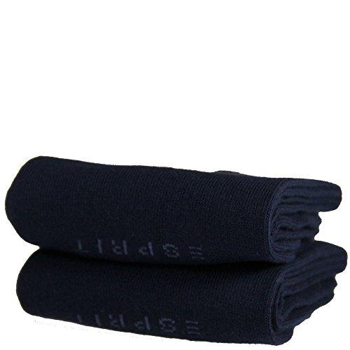 Esprit Damen Socken - marine - 4 Paar je Packung Größe 39/41