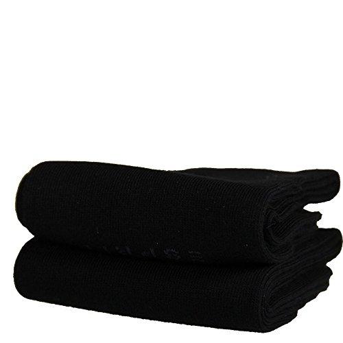 Esprit Damen Socken - schwarz - 4 Paar je Packung Größe 39/41