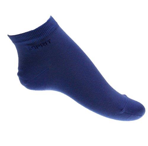 Esprit Socken Damen Sneakersocken 19530 blau Gr. 39/42