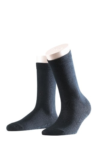 FALKE Damen Socken 47675 Family SO, Gr. 39-42, Blau (dark navy)