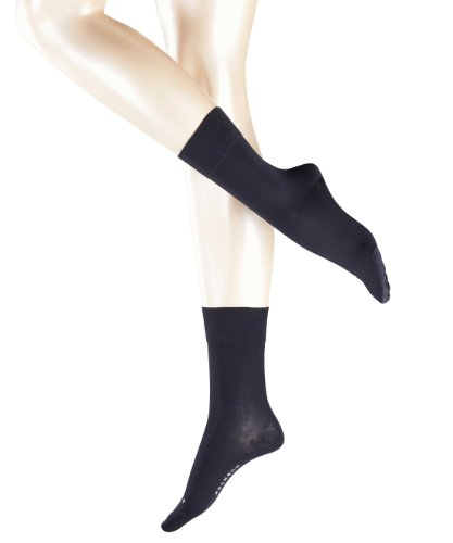 FALKE Damen Socken Sensitive Granada SO, Gr. 39/42, Blau (marine)