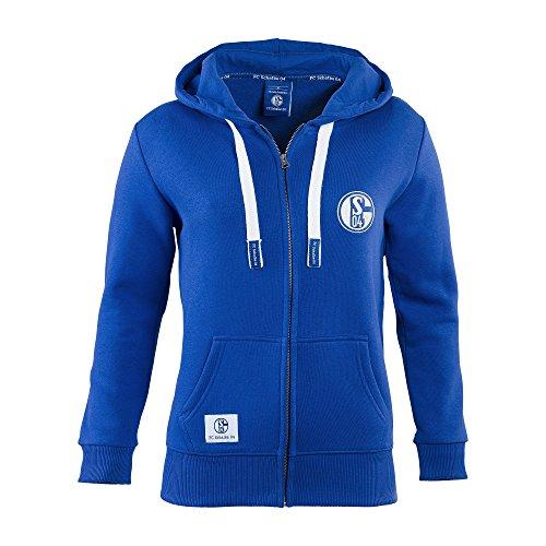 FC Schalke 04 Kapuzen-Sweatshirt Damen Classic