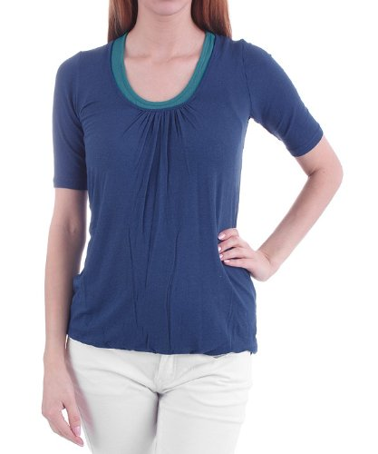 JETTE JOOP T-Shirt, blau-aqua
