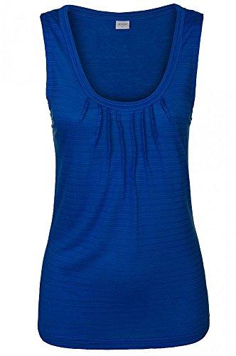 JOOP Blau Bluse Top Freizeit Shirt T-Shirt Damen P8201-34802, Größenauswahl:S