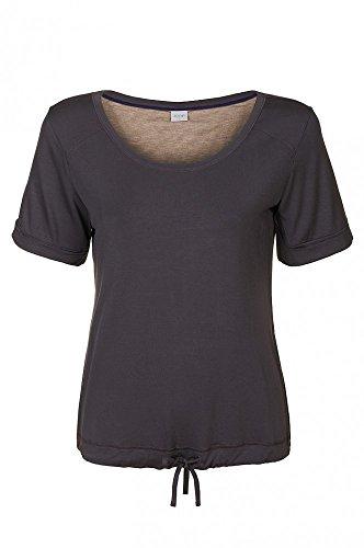 JOOP Braun Nachtwäsche Emma Freizeit Shirt T-Shirt Damen P8201-429, Größenauswahl:XL