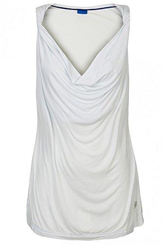 JOOP Hellgrau Top Freizeit Elsa Nachtwäsche Shirt Top Damen 219082, Größenauswahl:XL