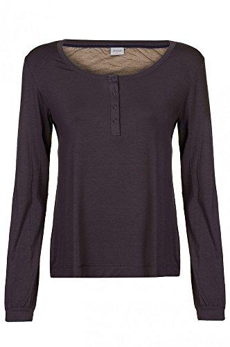 JOOP Langarm T-Shirt Emma Braun Shirt Damen Freizeit P8201-428 , Größenauswahl:L