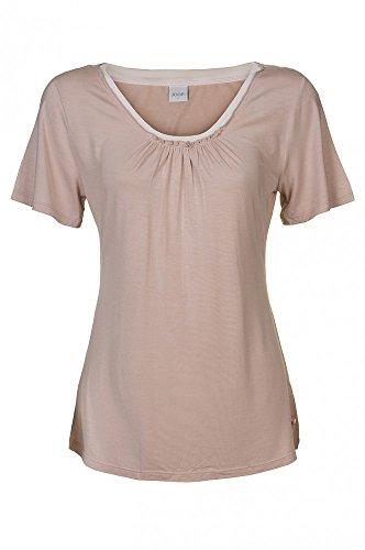 JOOP Rosa Nachtwäsche Top Freizeit Shirt T-Shirt Damen P8201-105, Größenauswahl:L