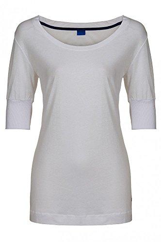 JOOP Weiß Top Freizeit Helen Shirt Nachtwäsche T-Shirt Damen 222100, Größenauswahl:S