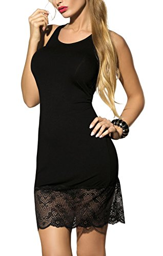 Lady-Mode Negligee aus Viskose Gracja (XS - 2XL) (XL)