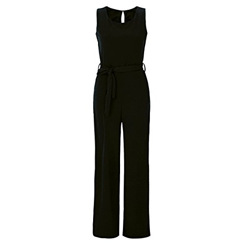 eleganter laeticia dreams damen overall jumpsuit einteiler. Black Bedroom Furniture Sets. Home Design Ideas