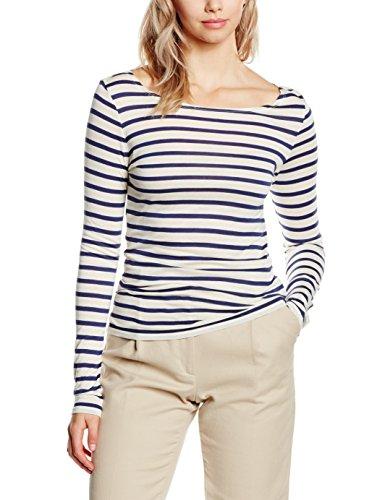 Marc O'Polo, Damen Sweatshirt, 601201152099, Mehrfarbig (combo B53), M (Herstellergröße M)