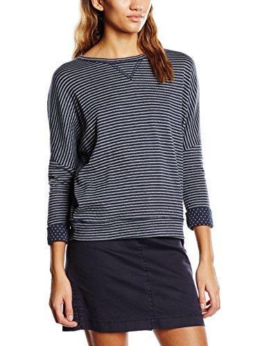 Marc O´Polo Denim Damen, Sweatshirt, 641309554171, Mehrfarbig (combo B98), S (Herstellergröße S)