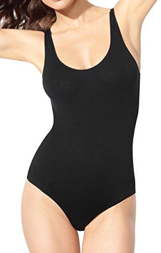 Marilyn blickdichter klassicher Body zum wohlfühlen, Größe 36 (S), Farbe Weiß (white)
