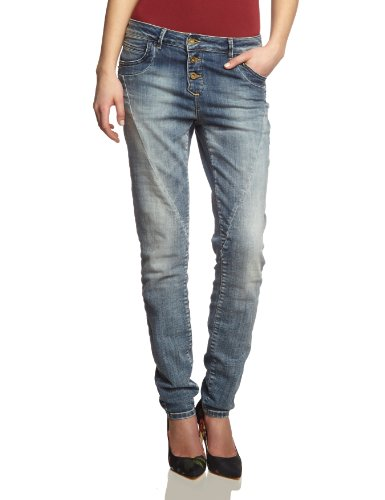 ONLY Damen Jeans Normaler Bund 15084904 LIZZY ANTIFIT JEANS, Gr. 27/32, Blau (Light Blue Denim)