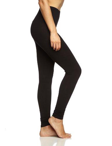 ONLY Damen Legging, 15038335 Live Love Leggings, Gr. 42 (XL), Schwarz (BLACK)