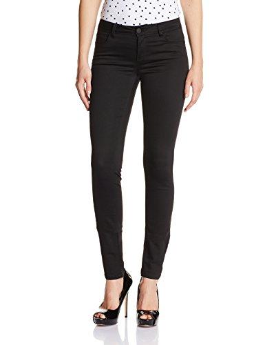 ONLY Damen Skinny Hose onlMINNA REG PANT PNT NOOS, Gr. 40/L32 (Herstellergröße: 40), Schwarz