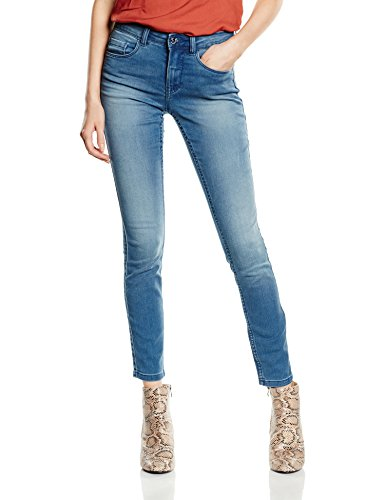 ONLY Damen Skinny Jeanshose onlULTIMATE SOFT REG PIM1002 NOOS, Gr. 38/L30 (Herstellergröße: M), Blau (Medium Blue Denim)