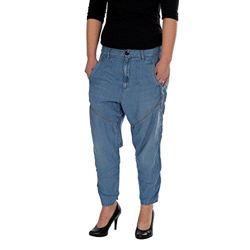 Only 7/8 Boyfriend Damen Jeans, Damenjeans, Boyfriendjeans Broadway Denim Pant Fermo, Inch Größen:W28