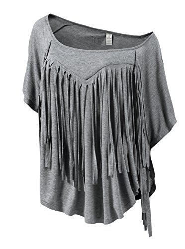 REPLAY Damen T-Shirt grau L
