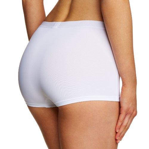 Sloggi Damen Slip, Sensual Fresh Sho , Gr. 36, Weiß (WHITE)