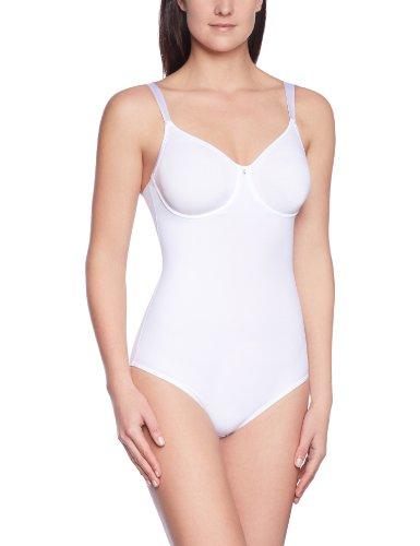 Triumph Damen Body, Soft & Form BSW , Gr. 85D, Weiß (WHITE)