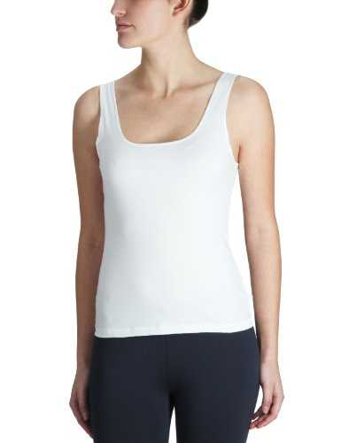 Triumph Damen Unterhemd Be Pure Shirt 02 , Gr. 38 (M), Wei (WHITE)