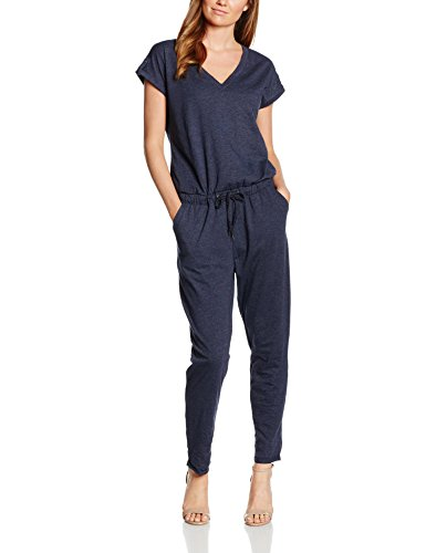 s oliver damen latzhose overall gr 42 blau eclipse. Black Bedroom Furniture Sets. Home Design Ideas