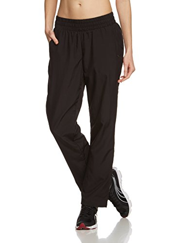 Puma Damen Relaxed Hose Essentials, black, M, 831812 01