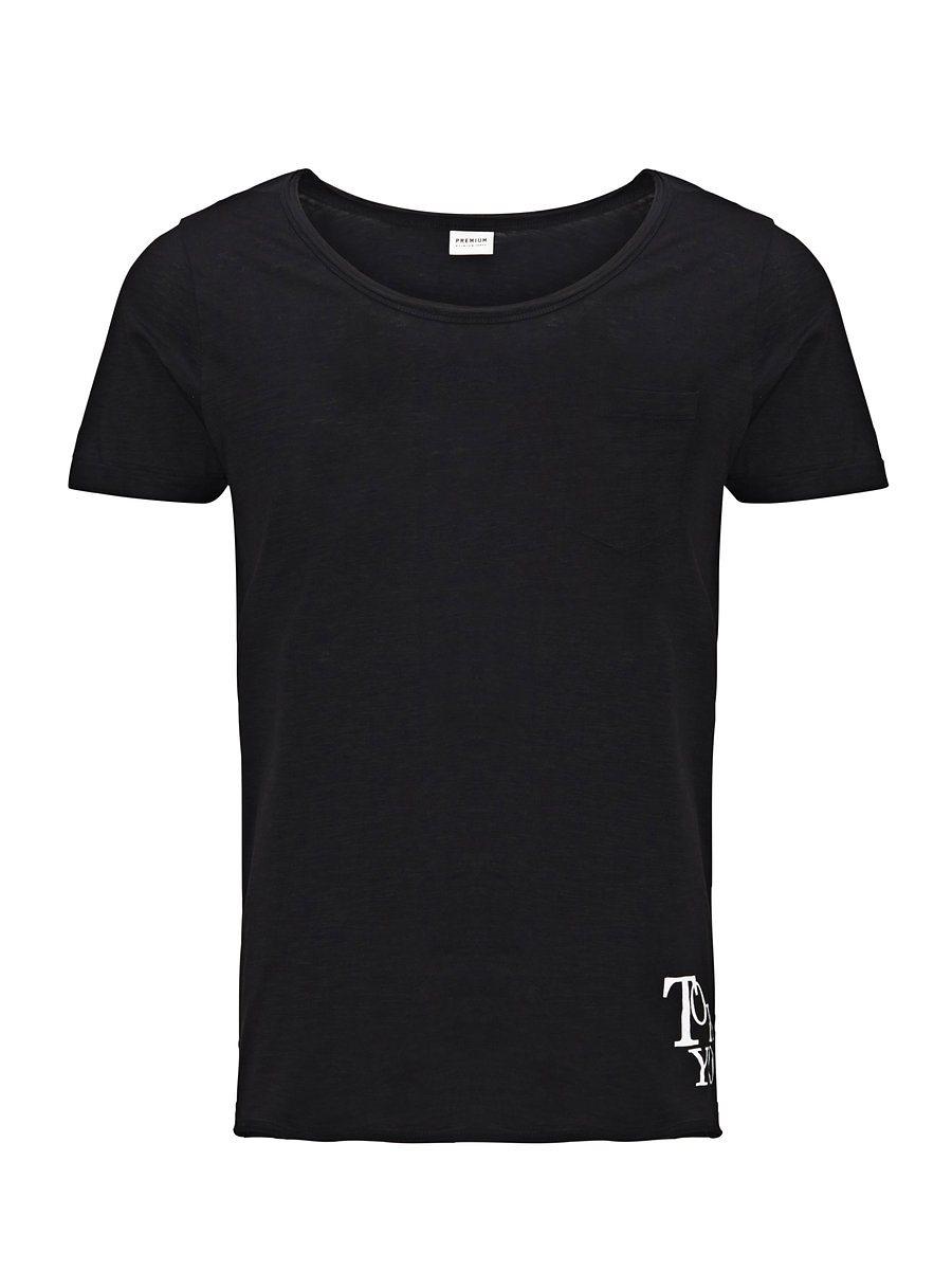 Jack & Jones Breiter Rundhalsausschnitt T-Shirt