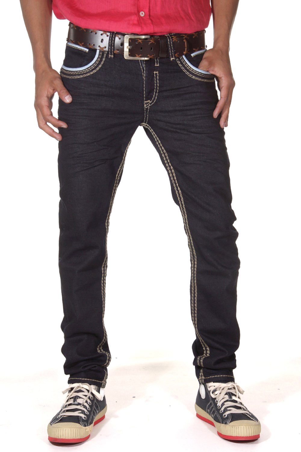 Bright Jeans LIMITED EDITION Stretchjeans regular fit