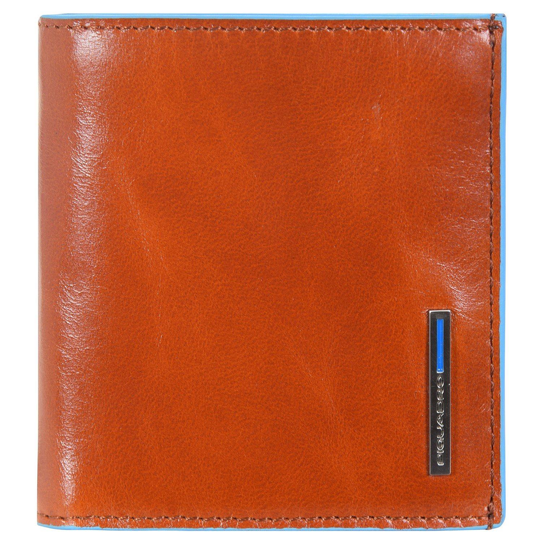 Piquadro Blue Square Geldbörse Leder 10,5 cm