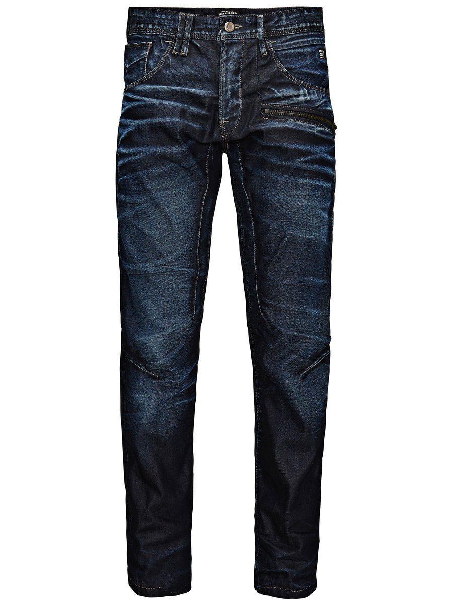Jack & Jones Stan Carbon JJ 892 Anti Fit Jeans