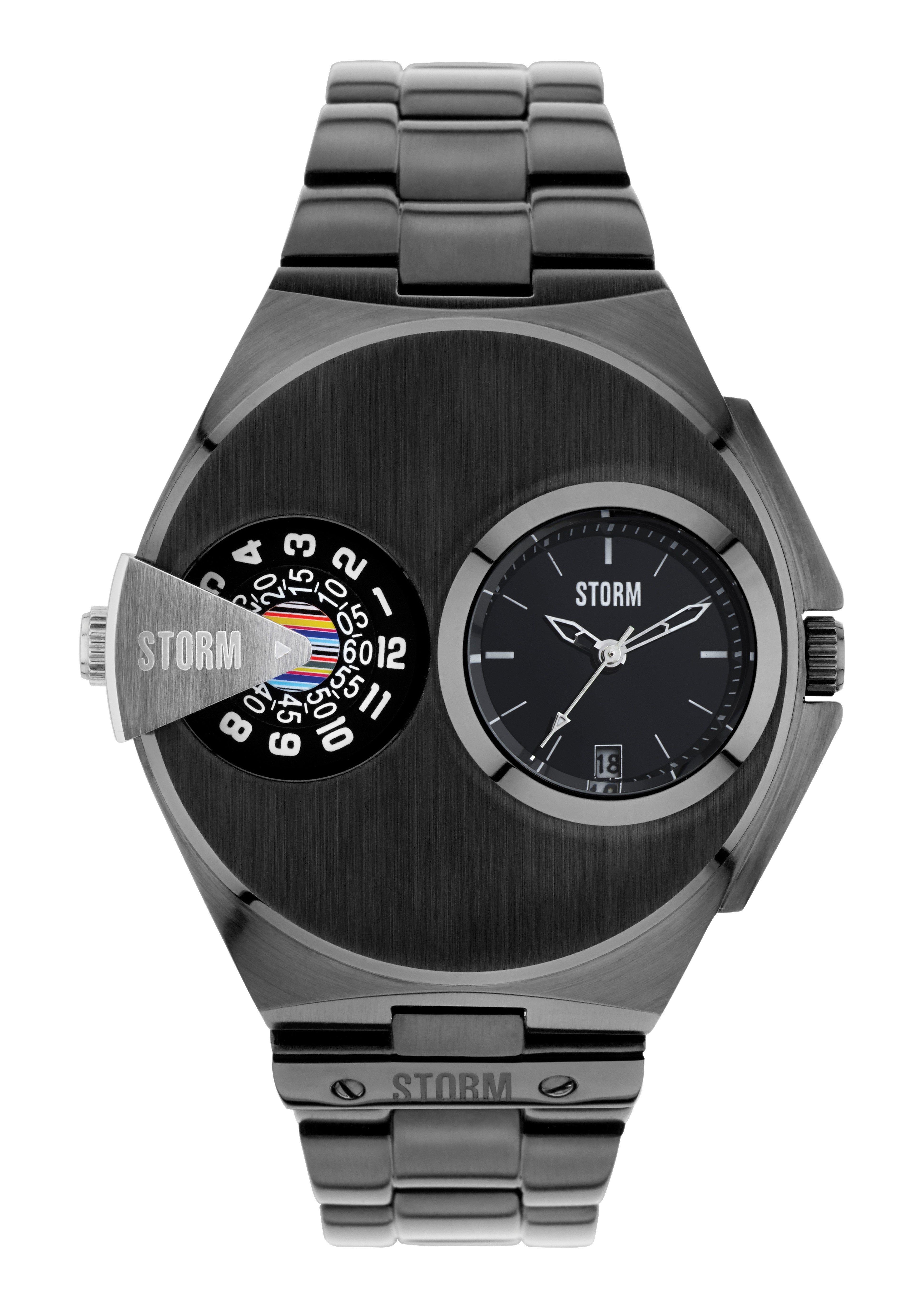 STORM, Armbanduhr, ´´Dualmatic Slate, 47247/SL´´