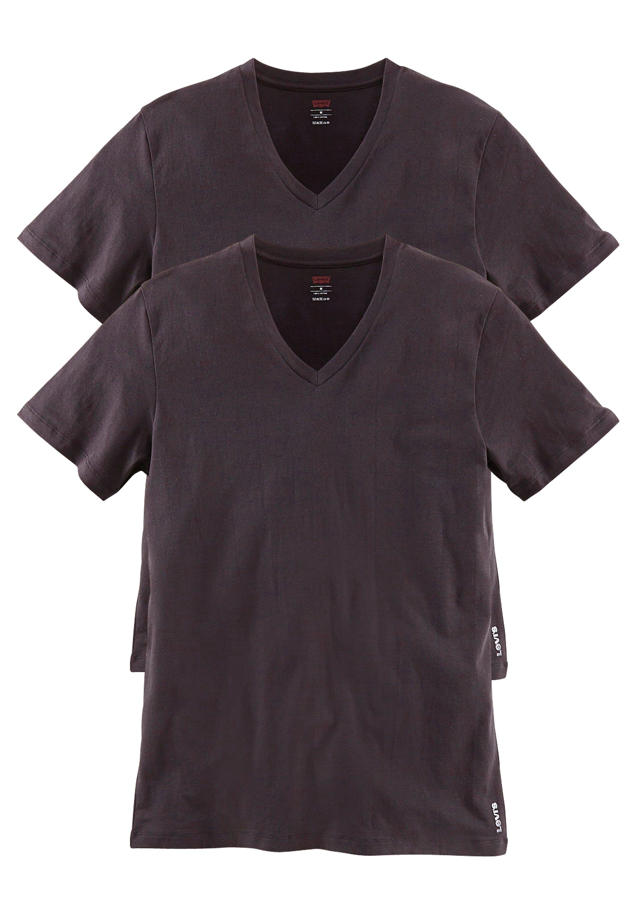 Levi´s Shirts (2 Stück) mit V-Ausschnitt