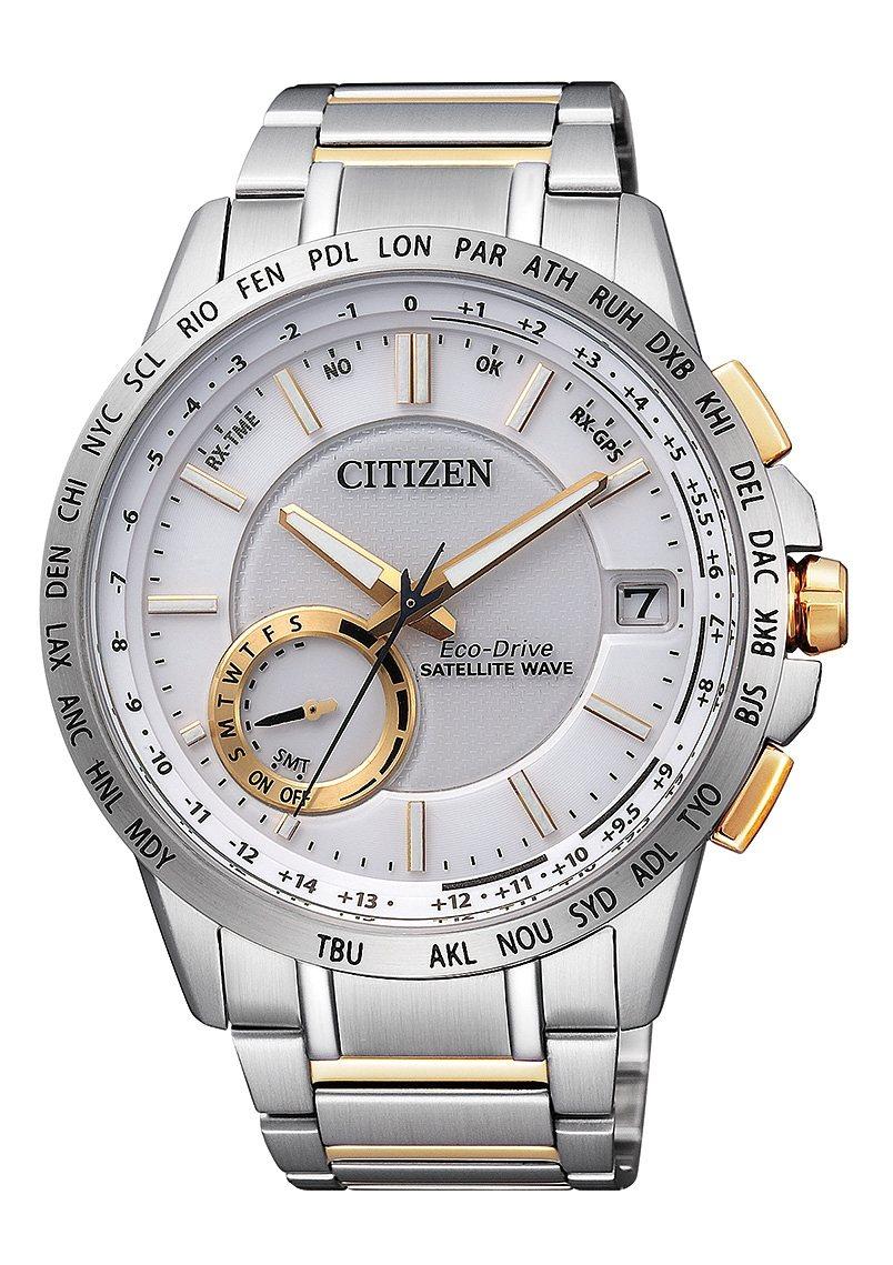 Citizen Solaruhr »CC3004-53A« Mit Satelitte Timekeeping System