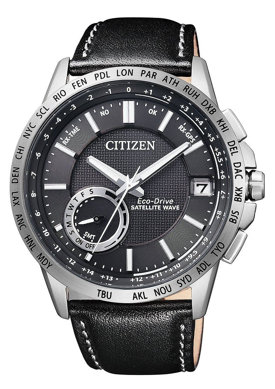 Citizen Solaruhr »CC3000-03E« Mit Satelitte Timekeeping System