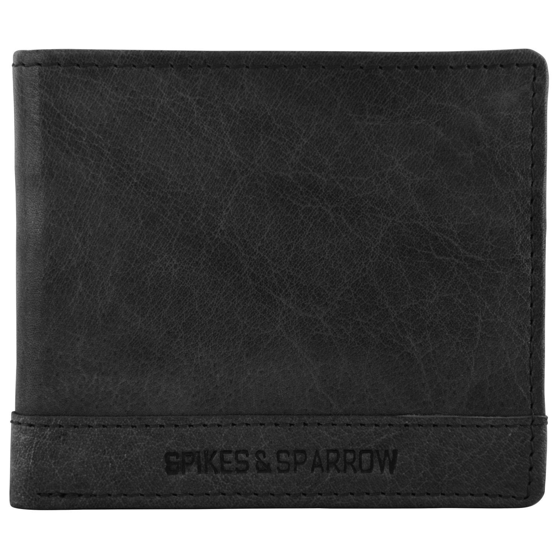 Spikes & Sparrow Bronco Geldbörse Leder 12 cm