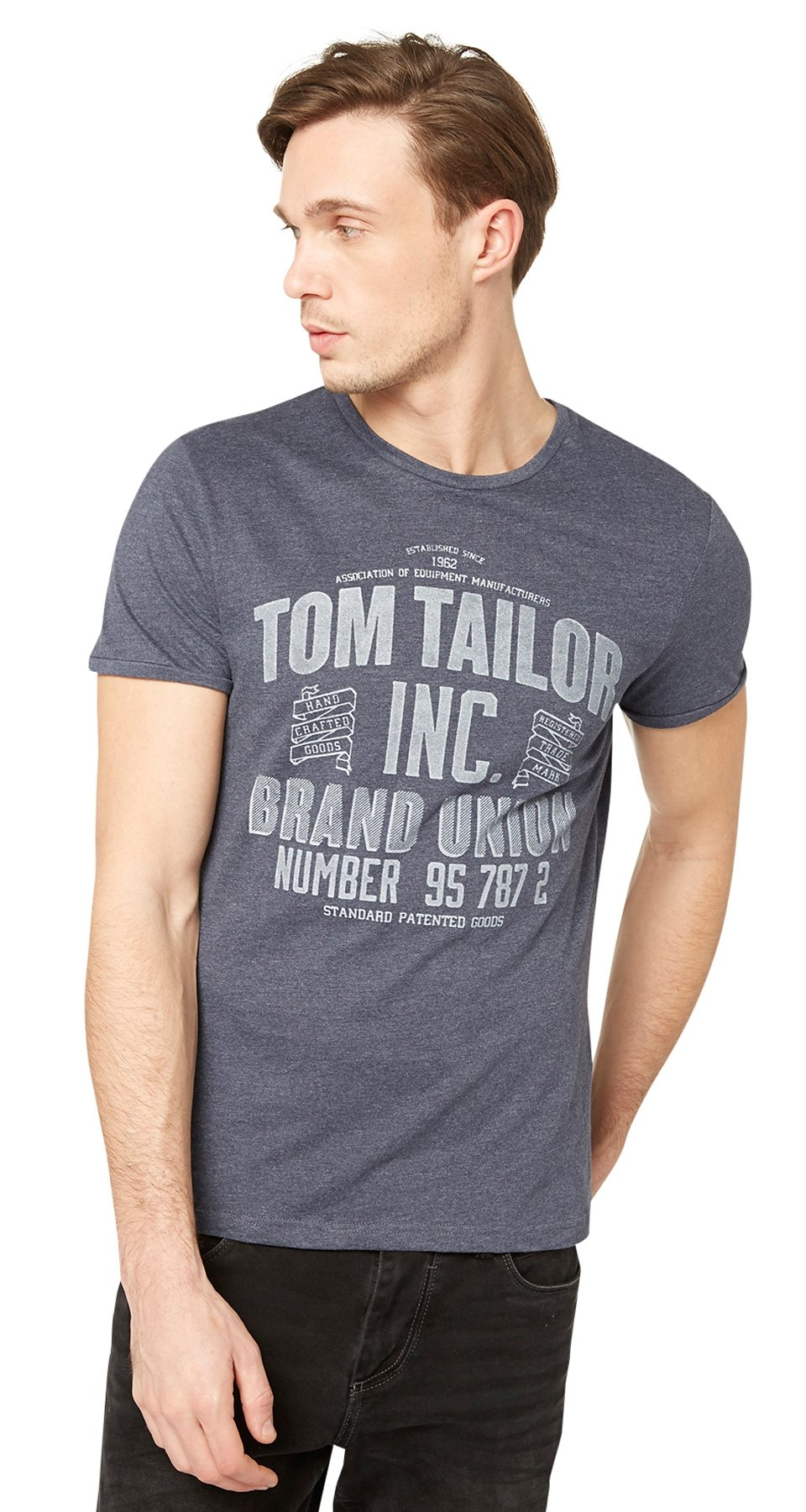 TOM TAILOR T-Shirt »tom tailor tee«